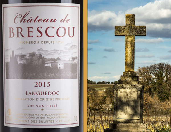 red languedoc wine