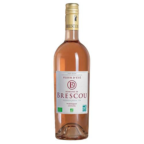 vin biologique rose pink pays doc languedoc