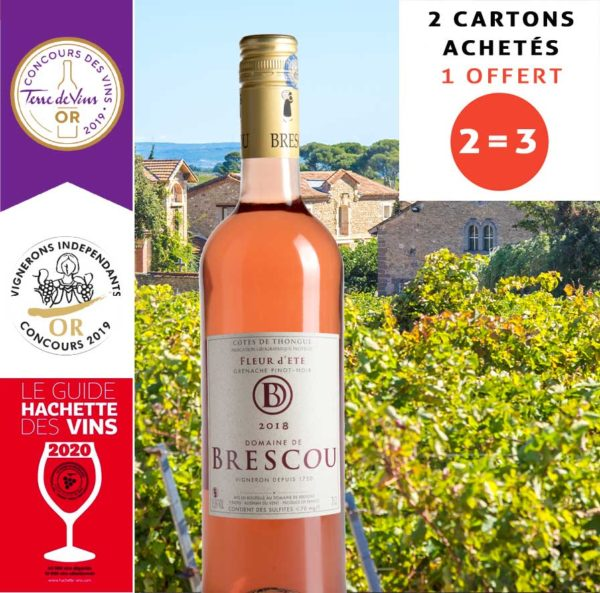 offre vin rose