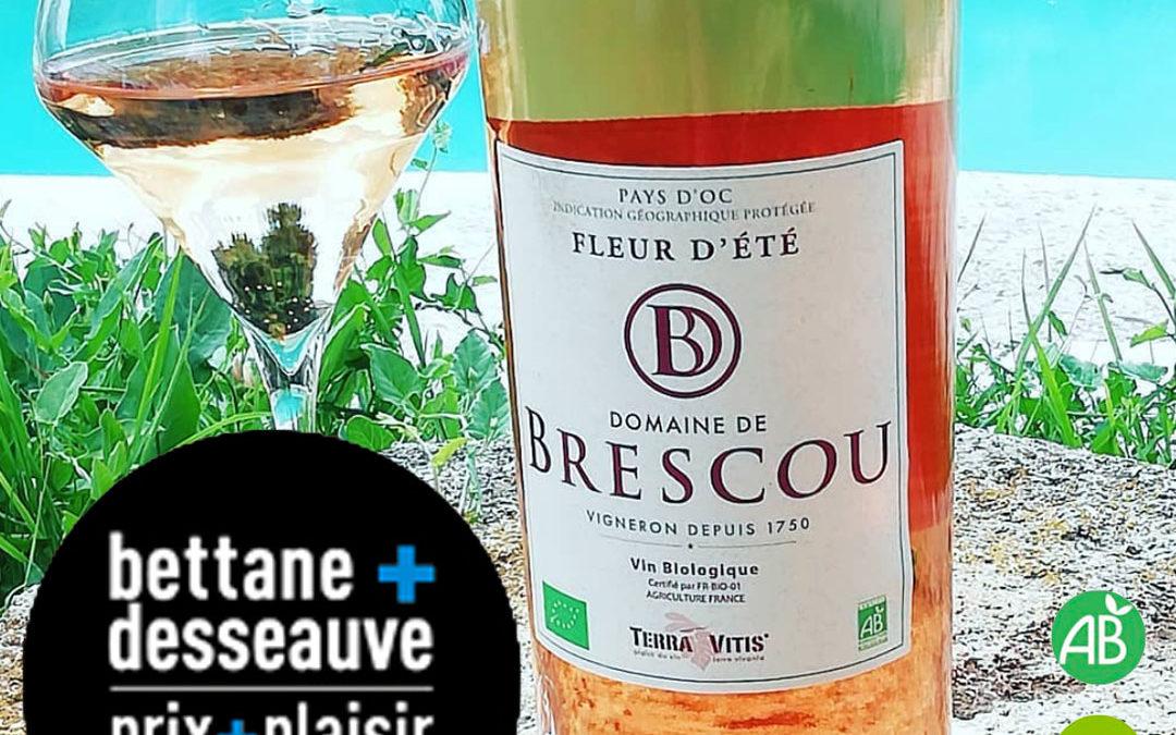 Médaille d'Or au Concours Bettane & Desseauve – Fleur d'été 2019