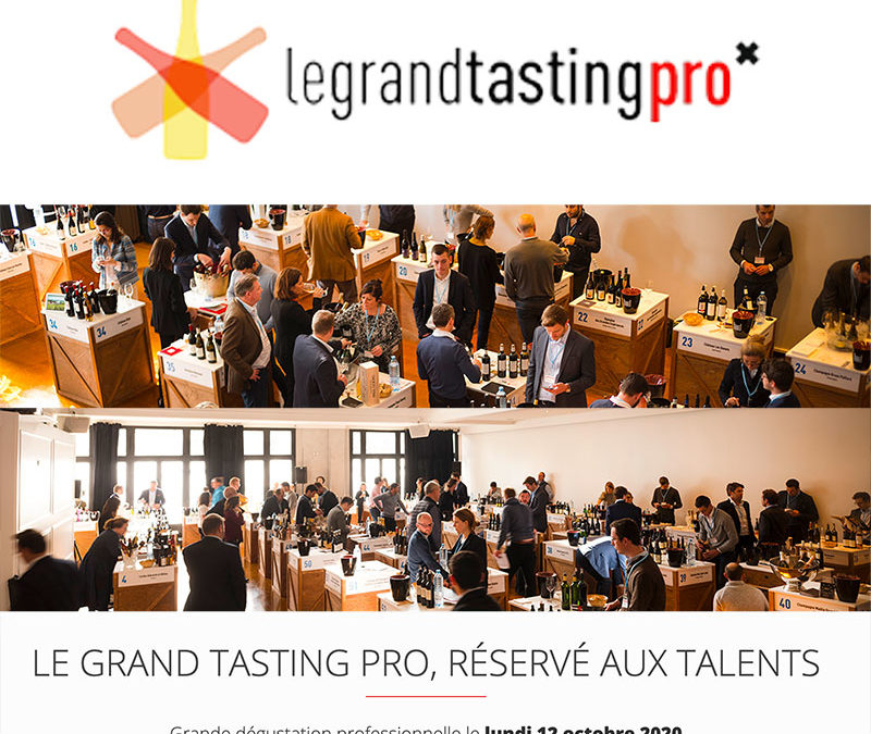 Salon Le Grand Tasting Pro à Paris – Bettane & Desseauve