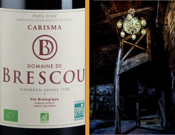 Carisma vin rouge languedoc